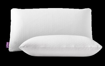 2 Purple Harmony Pillows