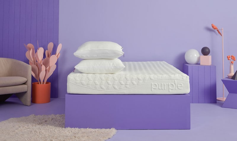 Try Any Mattress of Your Choice RISK-FREE @ Your Home With Free Delivery and Free Returns original-mattress-footing Puffy vs. (original) Purple mattress review Mattress Comparison  purple mattress puffy vs purple puffy mattress