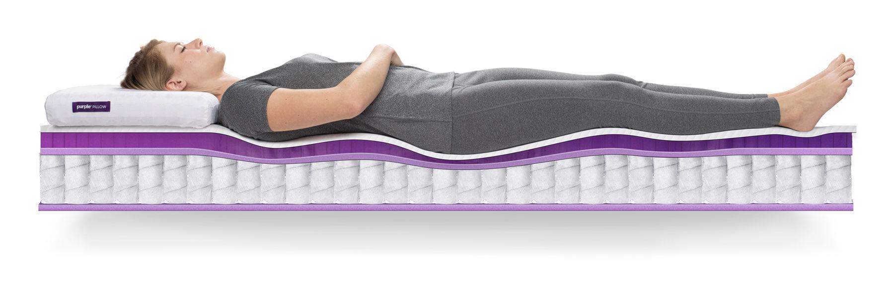 Why Choose the Purple Hybrid?