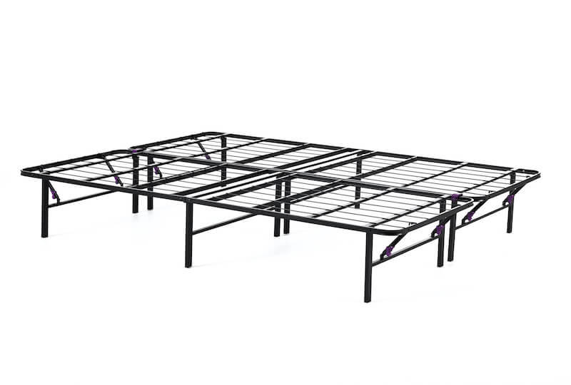 The Purple Platform Bed