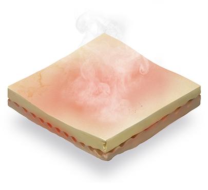 Retains Heat