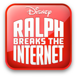 Disney Ralph Breaks The Internet Logo