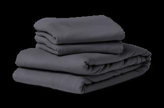 the purple plush pillow